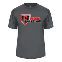 Dingers Performance Short Sleeve Shirt