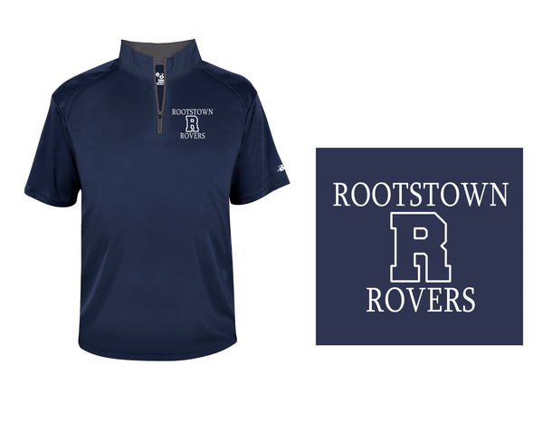 Rootstown Baseball Cage Jacket