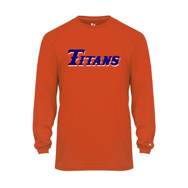 Titans DriFit Long Sleeve Shirt