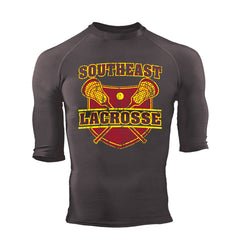 Southeast Lacrosse Badger 1/2 Sleeve Compression Shirt