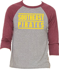 SE Pirates Baseball Shirt