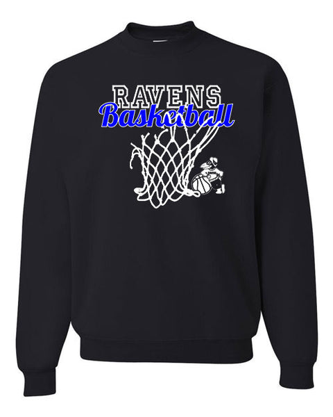 Ravenna Basketball Crewneck Sweatshirt