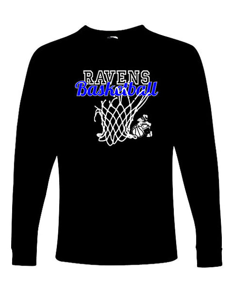 Ravenna Basketball Long Sleeve Shirt