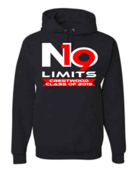 Hoodie for Youth/Adults Crestwood SR