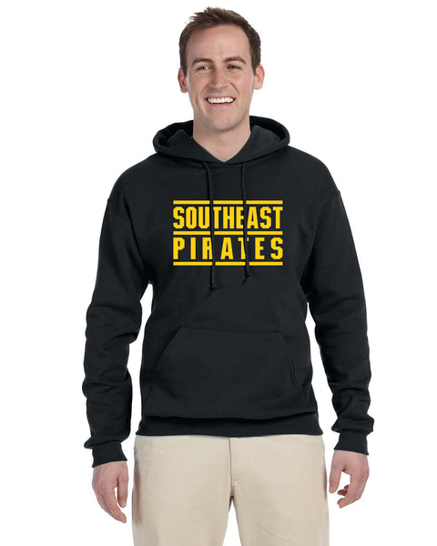 Southeast Pirates Hoodie