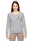 Kids Link Ladies Fleece Raglan Pullover