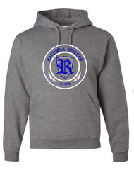 Youth or Adult Hoodie Logo B