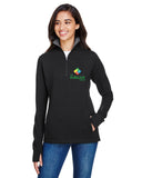 Kids Link Ladies Quarter Zip
