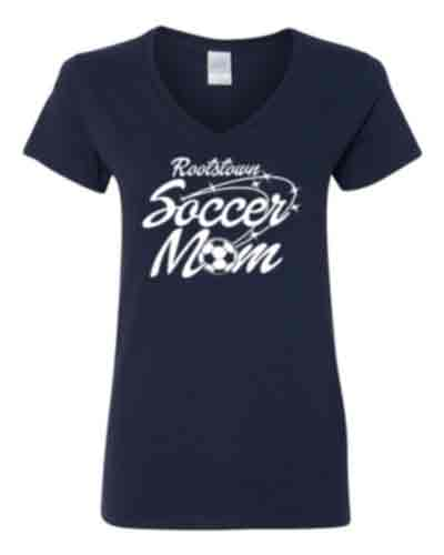 Soccer Mom T-shirt & ladies' fit t-shirt