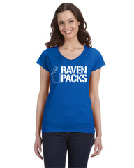 Raven Packs Women's Short Sleeve