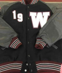 Waterloo Letterman Jackets