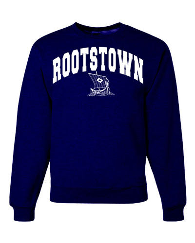 Adult and Youth Crew Sweatshirt -Logo B - RHS-RMS