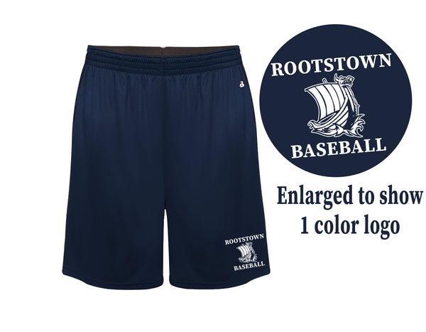 Rootstown Baseball Athletic Shorts