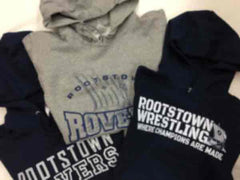 Rootstown Youth and Adult Hoodies