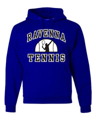 Ravenna Tennis Hooded Sweatshirt