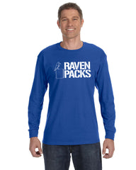Raven Packs Long Sleeve Unisex Shirt