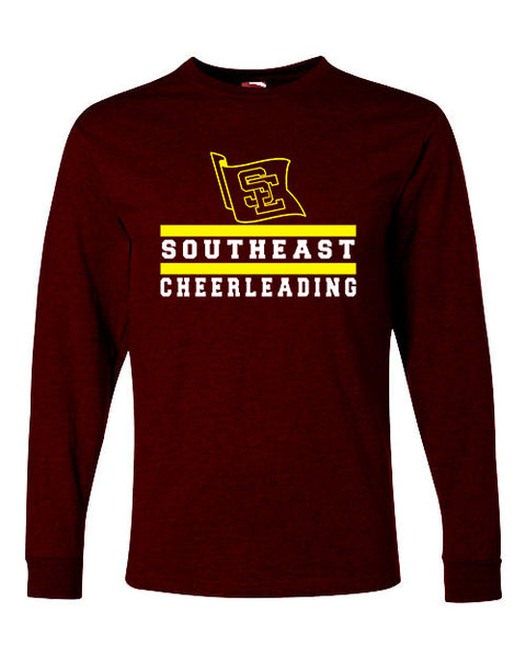 SE MS Cheer Long Sleeve Shirt