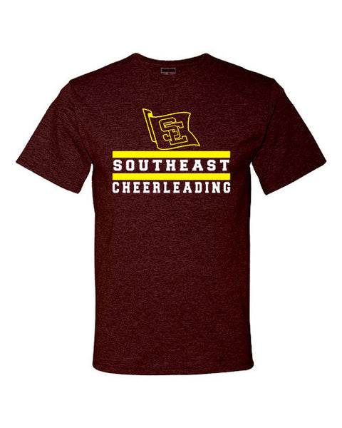 SE MS Cheer Short Sleeve