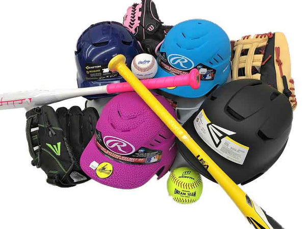 Baseball & Softball Equipment