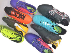 Nike and Vizari Outdoor Soccer Cleats