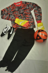 Goalkeeper protective wear