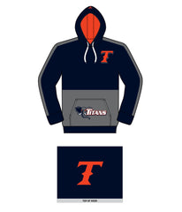 Titan's Sublimated Hoodie