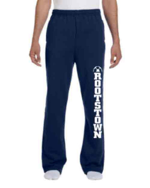Adult or Youth Open Hem Sweatpant