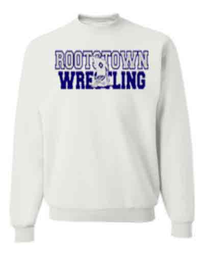 Adult and Youth Crew Sweatshirt -Logo A - RHS-RMS