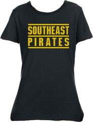 Southeast Pirates Women's Short Sleeve Shirt