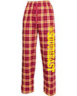 Plaid pajama pants SE PTO