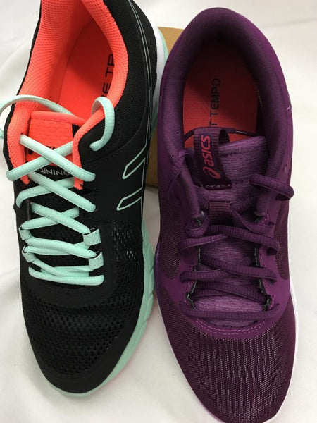 Ladies Asics fitness shoes