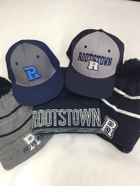 Rootstown hats and knit caps