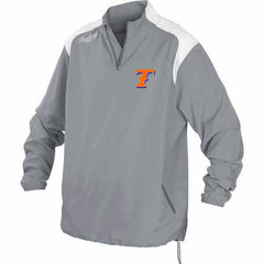 ADULT and YOUTH Rawlings Long Sleeve Cage jacket