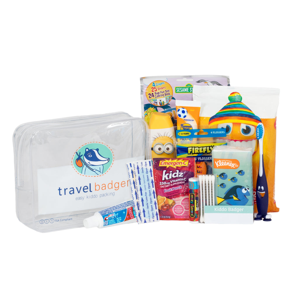 Kid's Toiletry Kit
