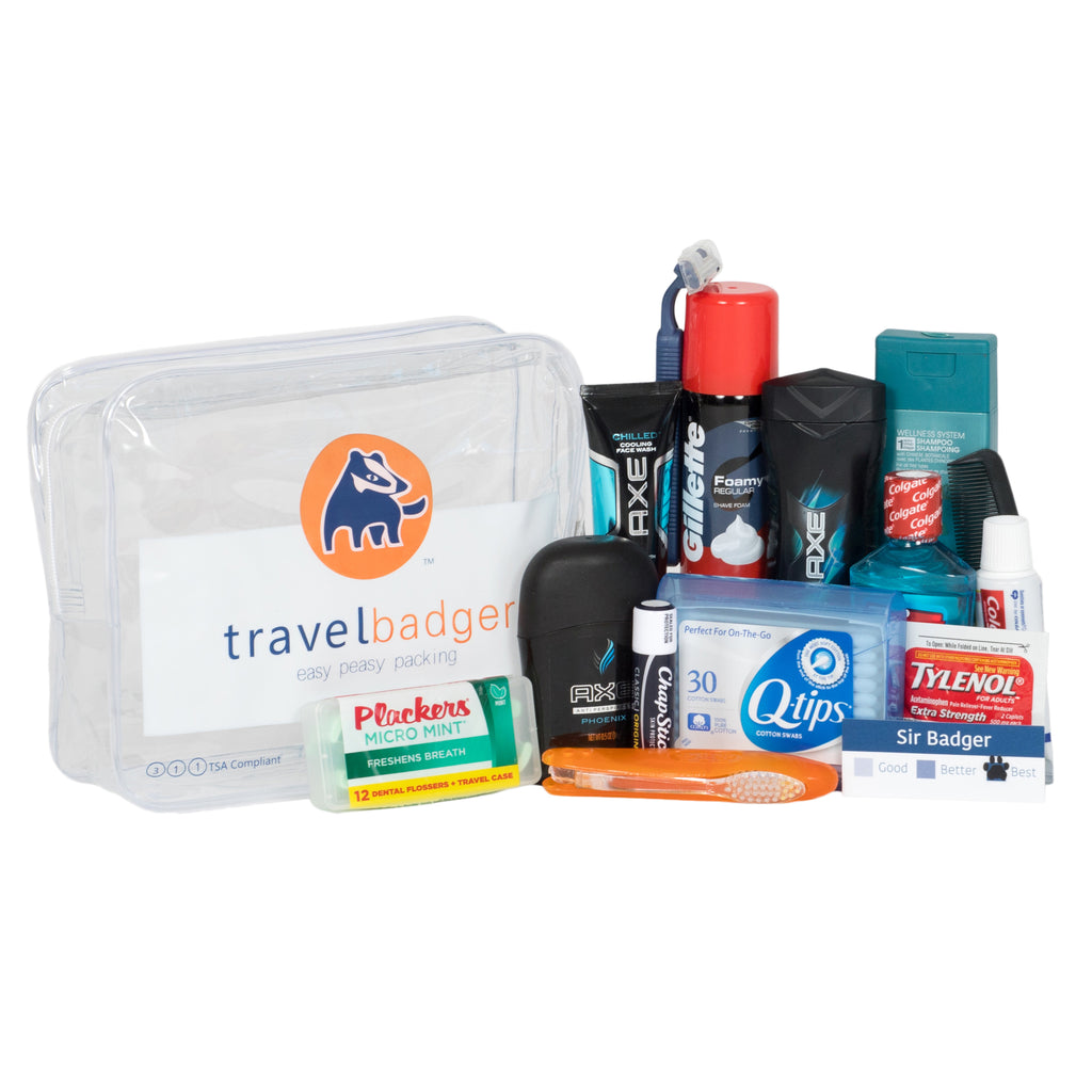 You Pick It We Pack It Toiletry Kits For The Whole Family