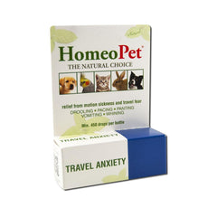 Homeopathic Pet Travel Anxiety Pill
