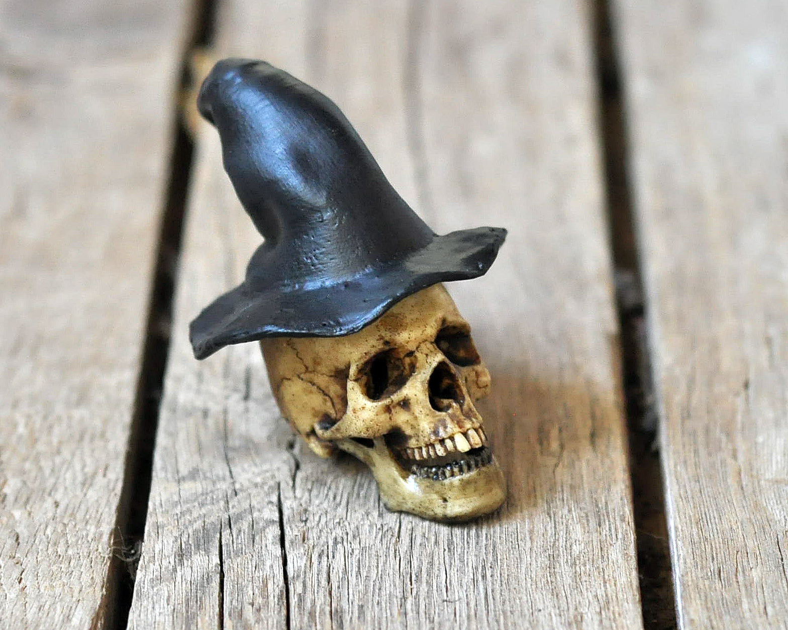 Realistic High detailed Decorative Human Skull, Decorative Witch Human Skull Miniature, Skull Art, Gothic Style Decorative Skull Sculpture