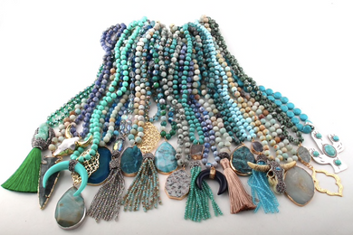 Turquoise Statement Piece Necklaces