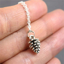 Small Pine Cone Necklaces