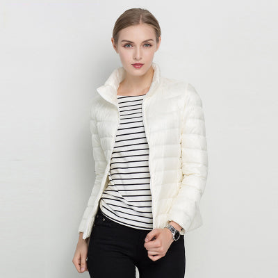 Ultra Light Black or White Jacket