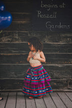 Maxi Folklore Skirt (2-5yrs)
