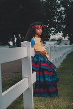 Maxi Folklore Skirt (6-8yrs)