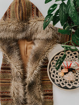 = Woodstock Ethnic Tribal Coat