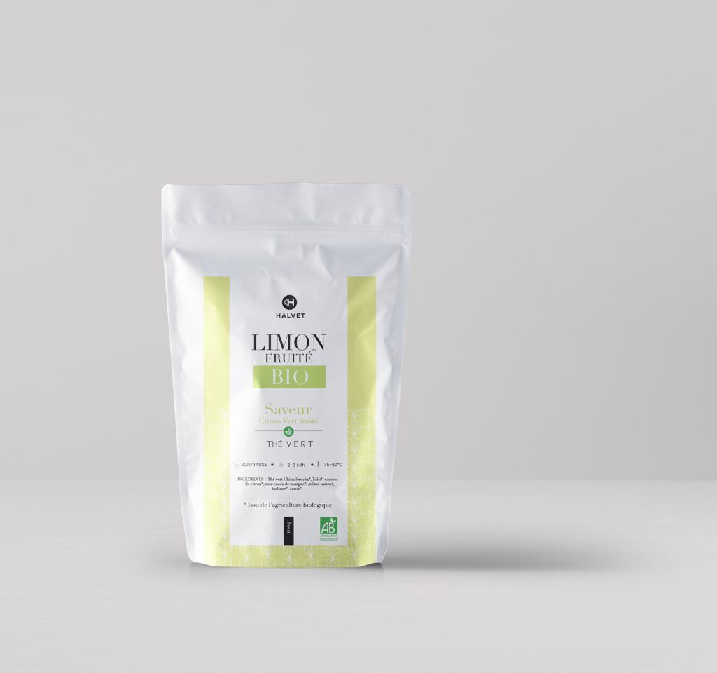 Limon fruité BIO