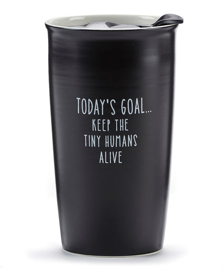 Today's Goal Travel Mug