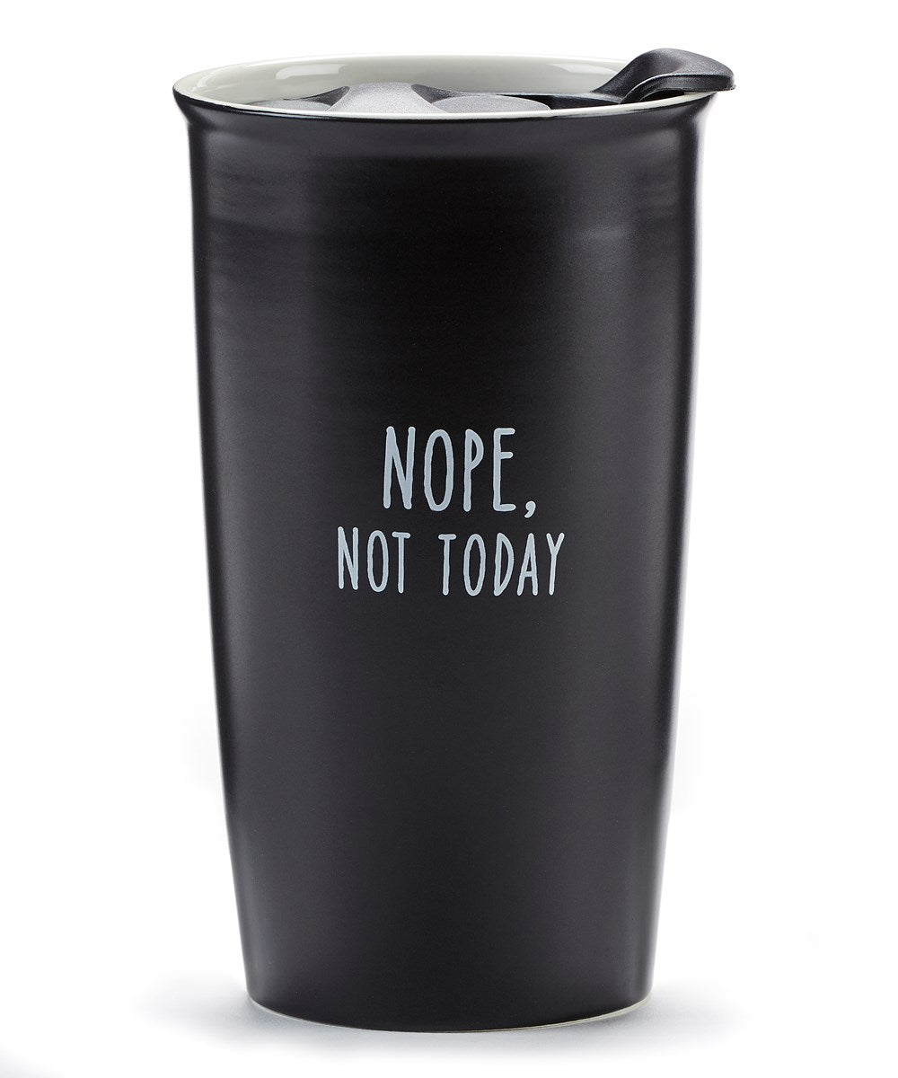 Not Today Travel Mug