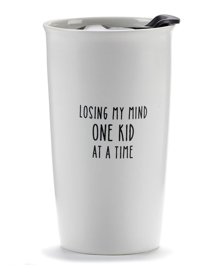 Losing My Mind Travel Mug