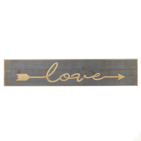 Love Arrow Wall Decor