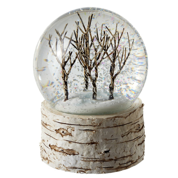 Twig Tree Snow Globe