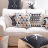 Mini Geo Throw Pillow